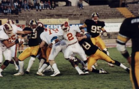 Bobby Davis scompare e riappare tra le fila dei Giaguari Torino