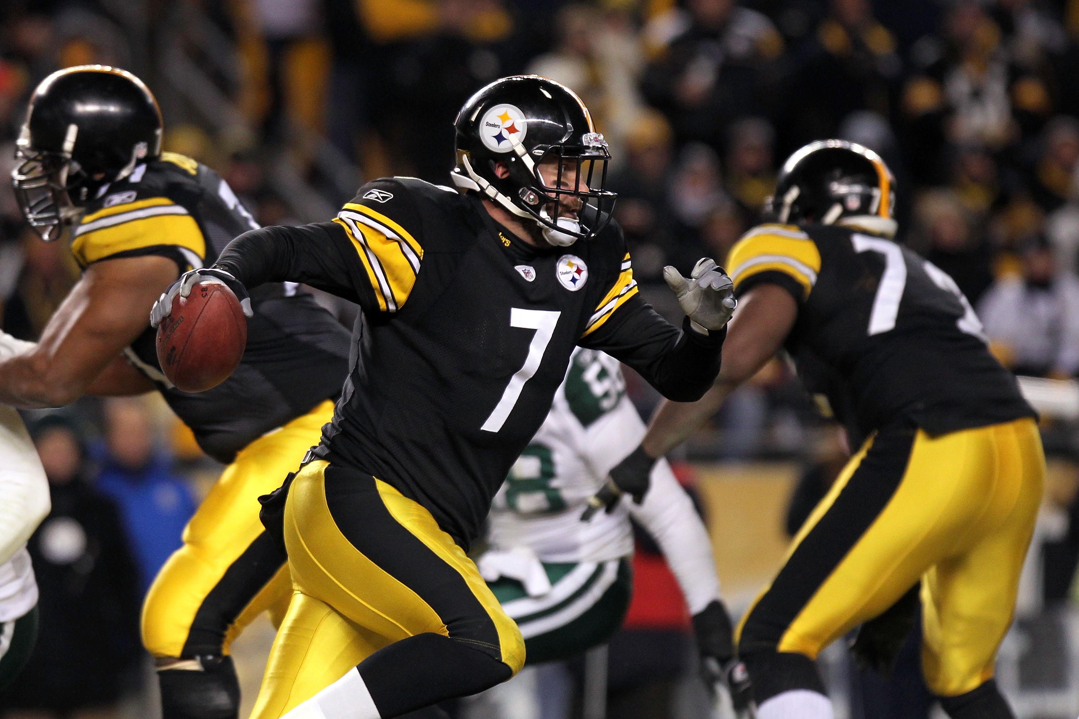 Ben Roethlisberger, quarterback degli Steelers