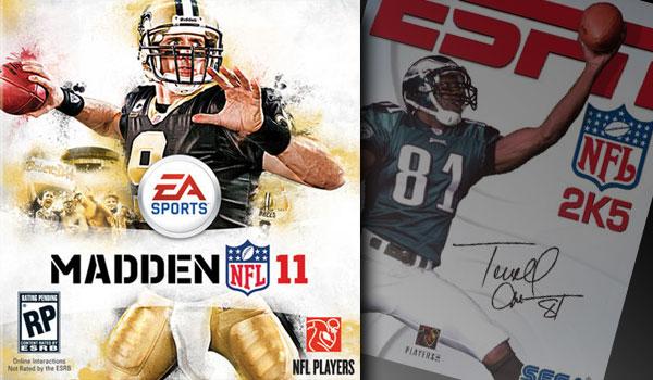 EA Madden e la serie 2K