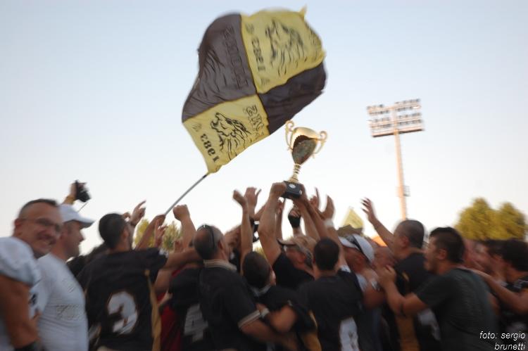 Lions campioni Lenaf 2011 - Foto Brunetti