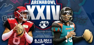 Arena Bowl XXIV