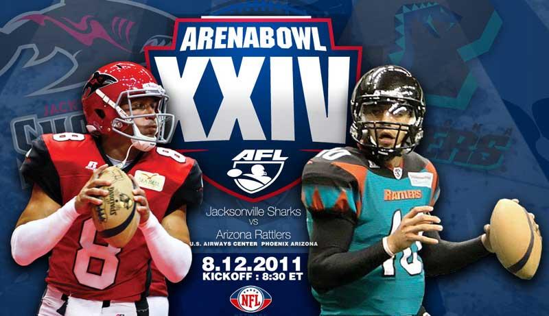 Arena Bowl XXIV