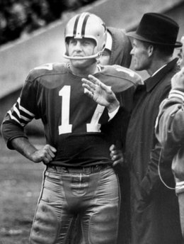 Don Meredith e Tom Landry
