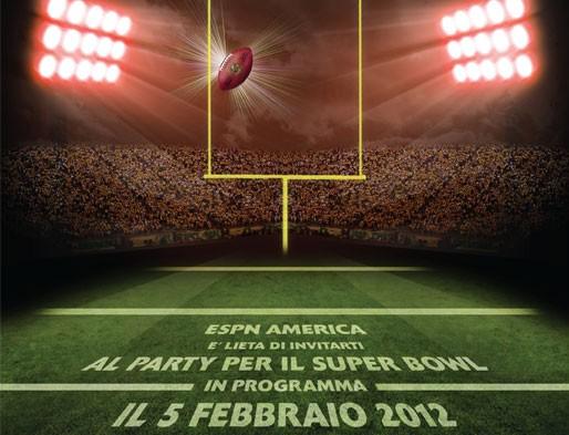 Super Bowl XLVI Party