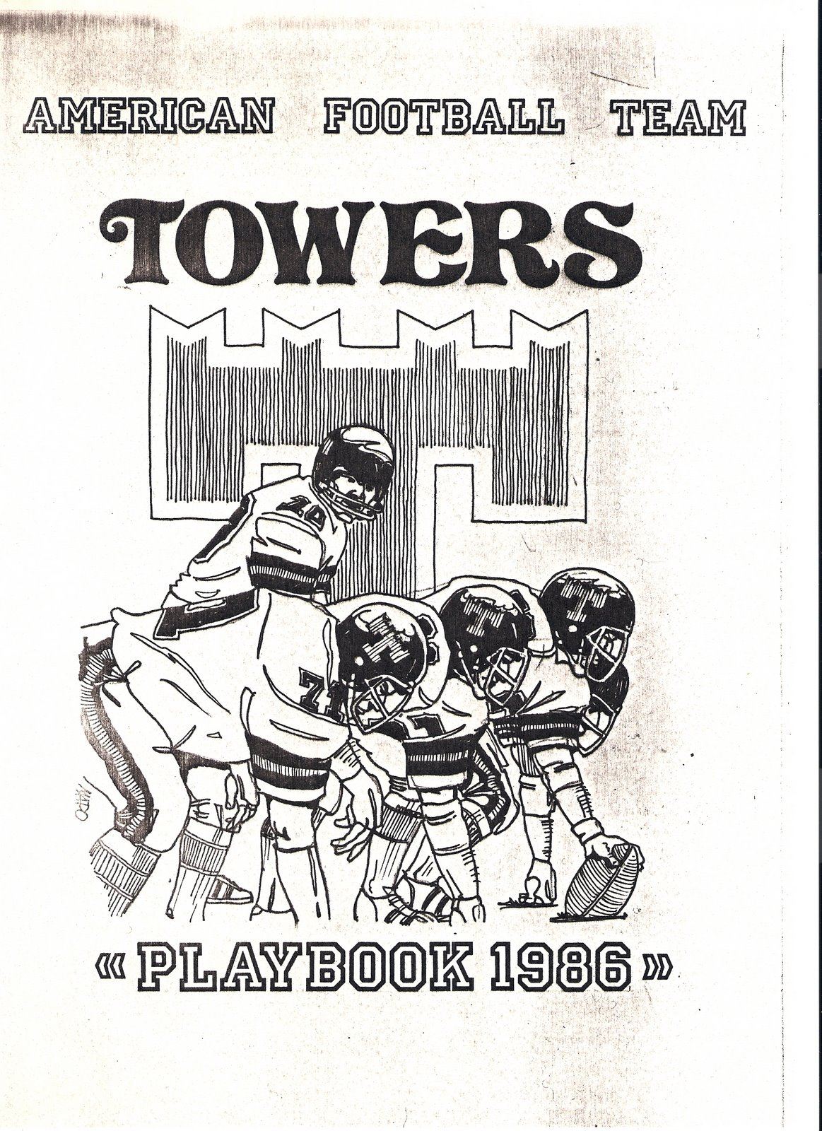 Il playbook 1986 dei Towers