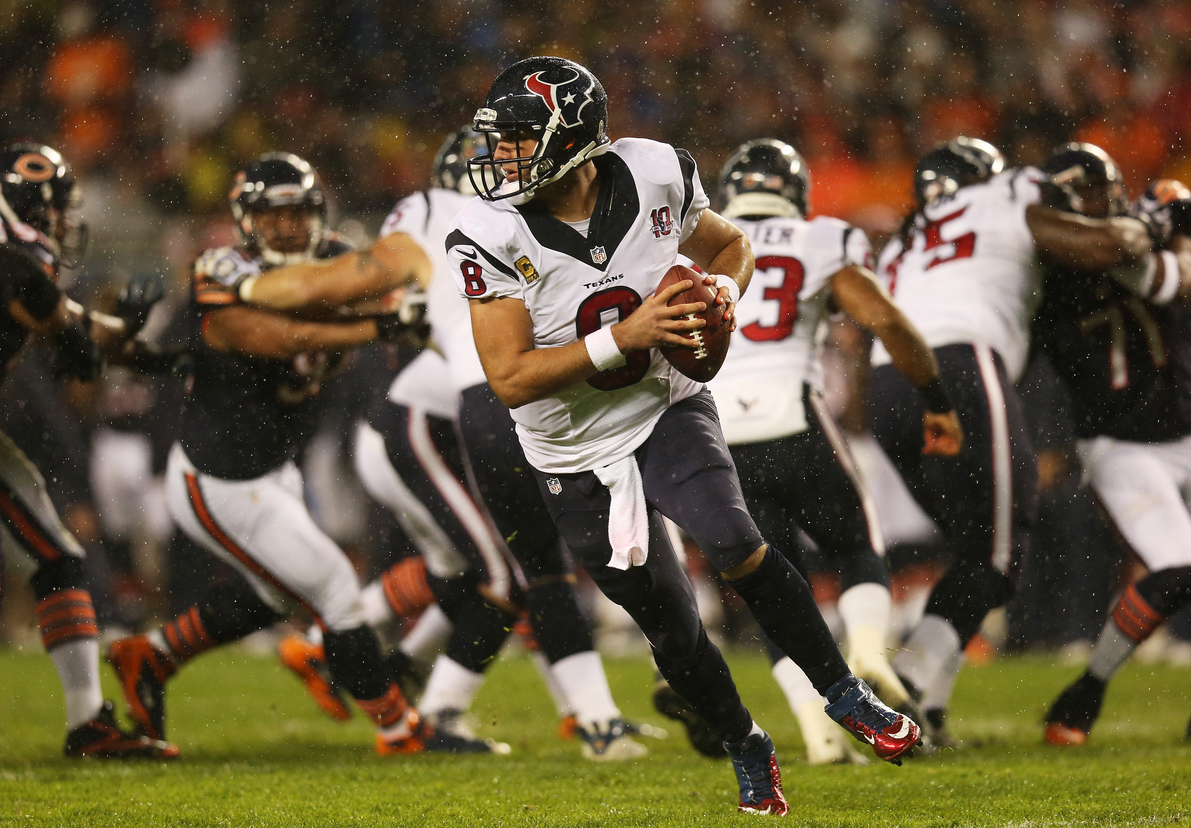 Houston Texans v Chicago Bears
