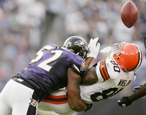 Ray Lewis 2008
