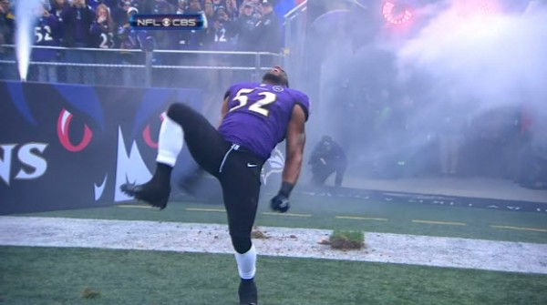 Ray Lewis Squirrel Dance