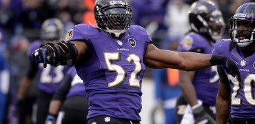 Ray Lewis Playoff Wild Card Game 2012