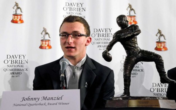 JFM Davey OBrien Award 2012