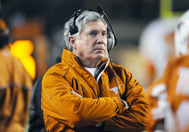 Mack Brown - Texas