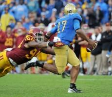 NCAA Football: Southern California at UCLA