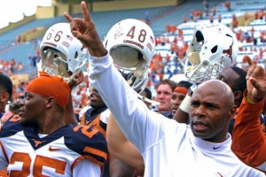 Charlie Strong, Texas, HC