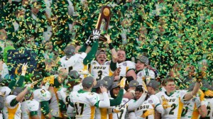 North Dakota State, FCS