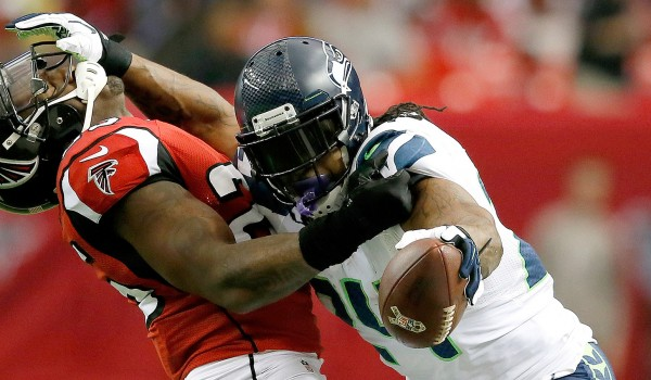Seattle Seahawks v Atlanta Falcons