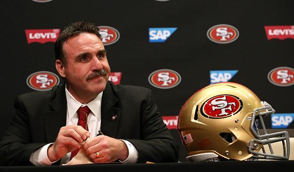 San Francisco 49ers Introduce Jim Tomsula