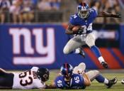 Giants sconfitti e contenti