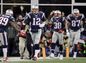 AFC Divisional : Chiefs 20-27 Patriots