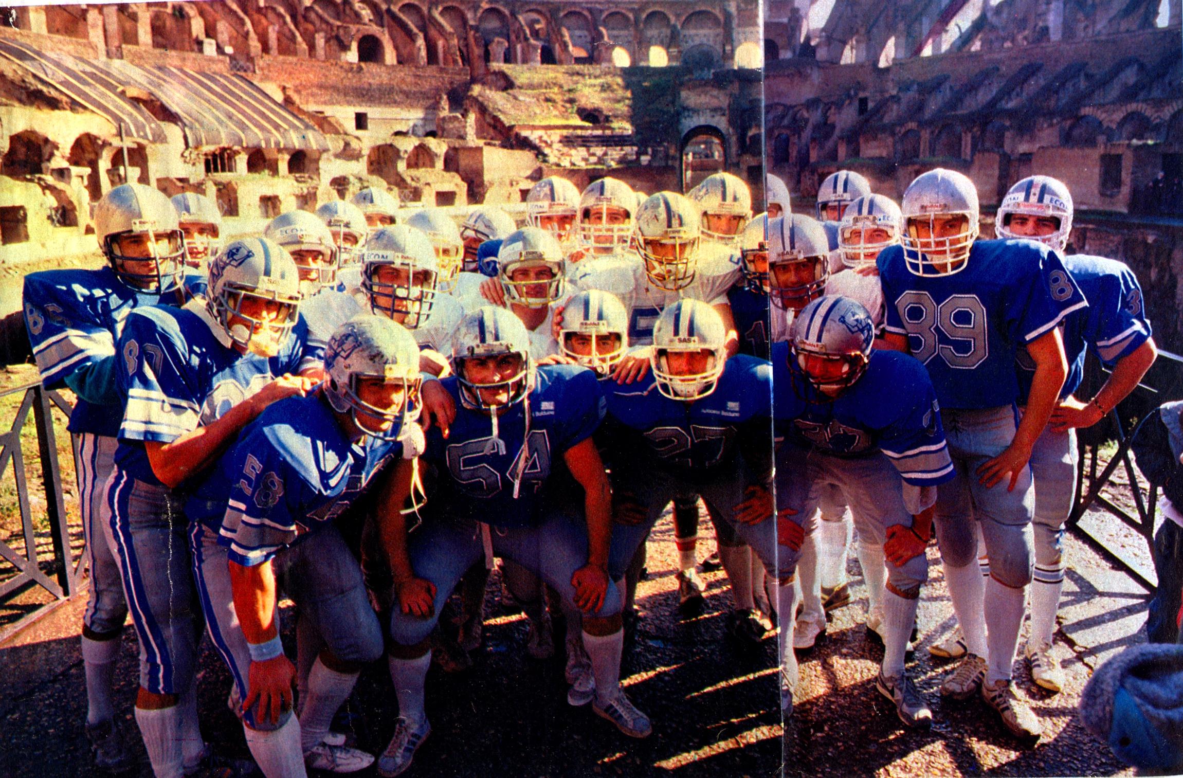 Gladiatori al Colosseo