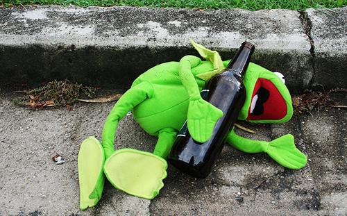 drunk-kermit